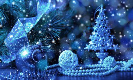 Новогодний молебен