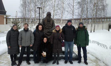 Отчет о паломничестве в Старицкий Свято-Успенский монастырь