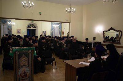 Собрание клириков викариатства