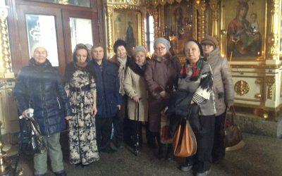 Экскурсия по храму