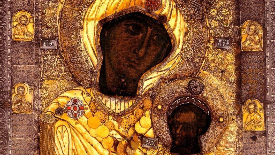 1 апреля — Похвала Пресвятой Богородицы. Поздравляем с праздником!