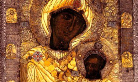 Похвала Пресвятой Богородицы. Поздравляем с праздником!