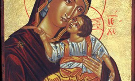 Притча о Божией Матери и апельсинах