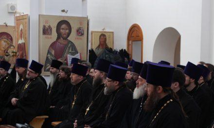 Собрание духовенства Северо-Восточного викариатства