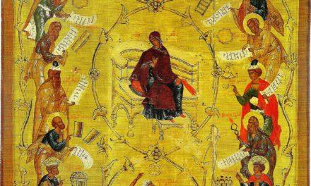 Сегодня — акафист Пресвятой Богородице