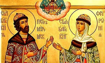 У каких икон русские женщины просят мужа