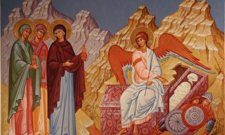 30 апреля — Неделя святых жен-мироносиц