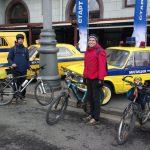 Отчет о велосипедном паломничестве