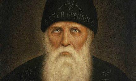 3 апреля — день преставления прп. Серафима Вырицкого