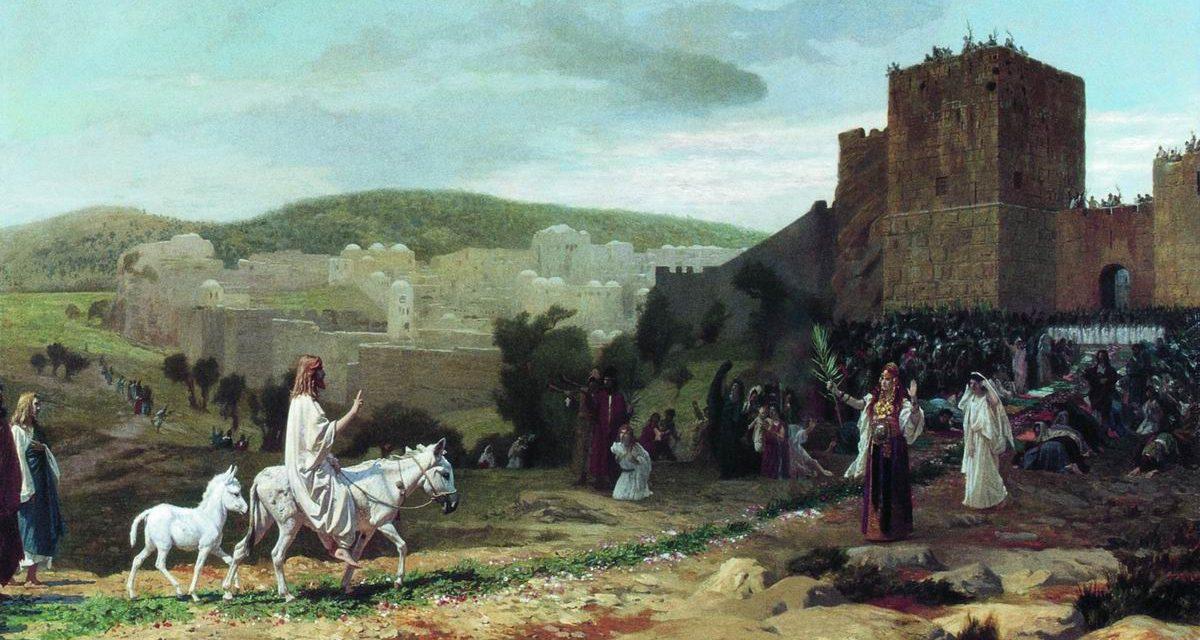 С Вербным Воскресеньем, православные!