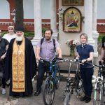 Третье велосипедное паломничество — отчет