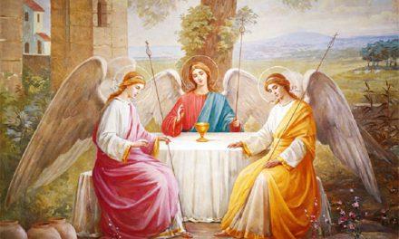 4 июня — день Святой Троицы!