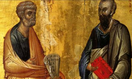 12 июля — день Славных и всехвальных первоверховных апостолов Петра и Павла.