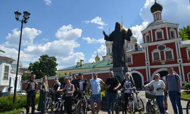 Анонс велопробега ко Всероссийскому дню трезвости