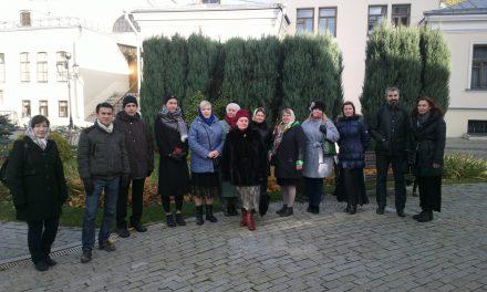Состоялась экскурсия в Марфо-Мариинскую обитель