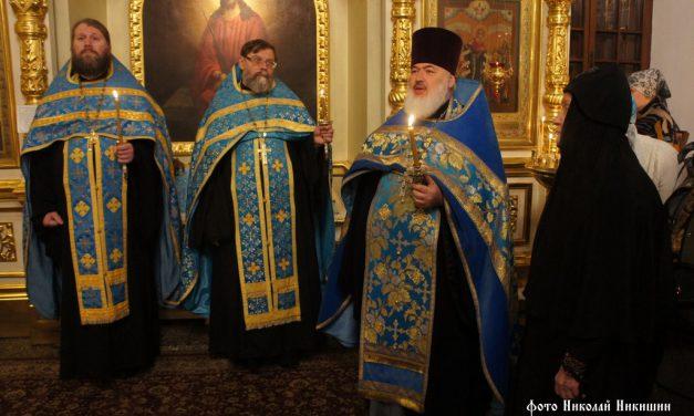 Празднование Казанской иконы в нашем храме