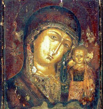 4 ноября — празднование в честь Казанской иконы Божией Матери