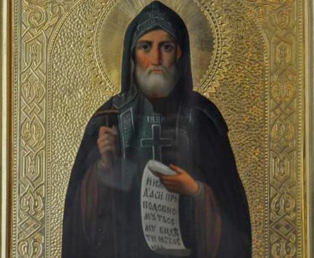 10 ноября память Преподобного Иова, игумена Почаевского