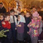 Божественная литургия на Обрезание Господне