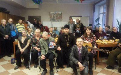 Рождественский концерт для подопечных ЦСА им. Е.П.Глинки