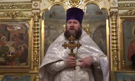 Поминовение усопших. Проповедь иерея Андрея Родионова.