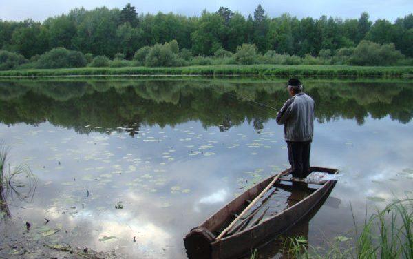 «На рыбалке не пью!» Денис Ахалашвили.