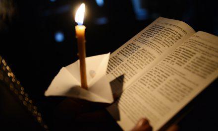 Пост духовный и пост материальный