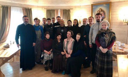 Поездка по Санкт-Петербургской епархии