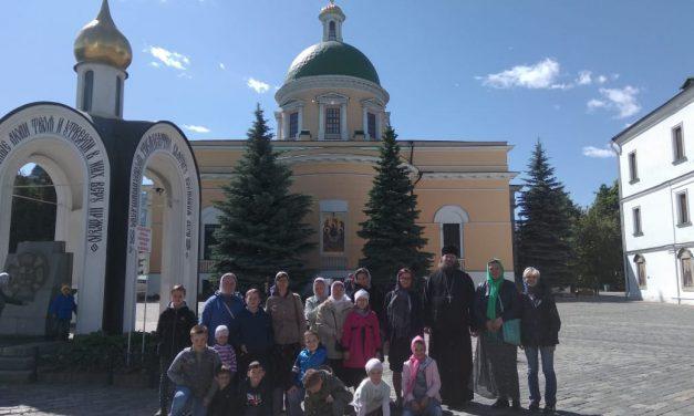 Поездка в Свято-Данилов монастырь