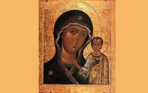 21 июля — явление иконы Пресвятой Богородицы во граде Казани