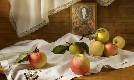 Про освящение яблок в день Преображения Господня