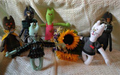 Мастерская по пошиву мягких игрушек
