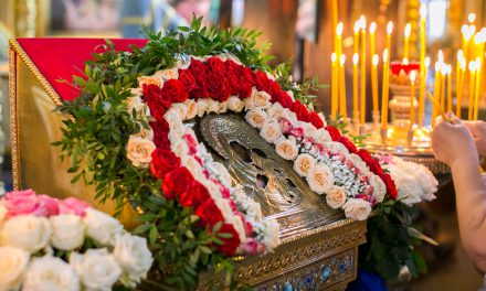 Празднование Смоленской иконы Божией Матери 10 августа