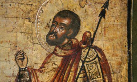 12 августа — память мученика Иоанна Воина.
