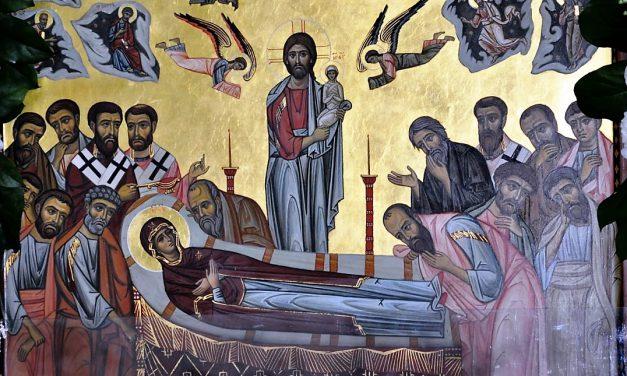 Успение Пресвятой Богородицы 28 августа