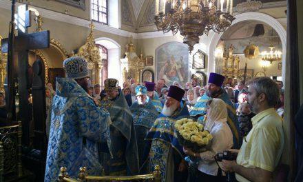 Еще к Престольному празднику