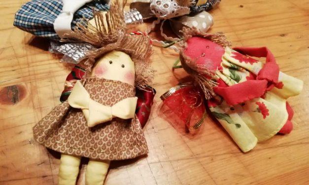Кукла «Ангелочек» своими руками. Отчет.