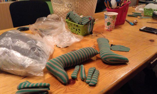 Мастерская мягкой игрушки — как это было