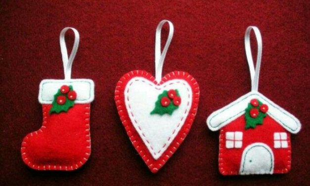Анонс мастерской по изготовлению рождественских игрушек
