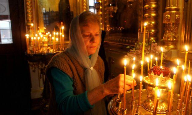 Галерея богослужения в день памяти свт. Иоасафа Белгородского