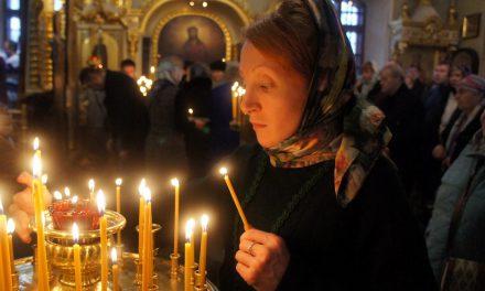 Богослужения 10 марта в Прощеное воскресенье