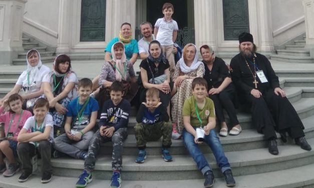 Паломническая поездка в Сретенский монастырь