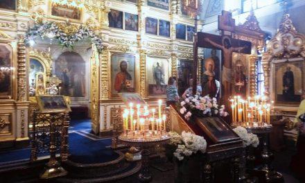 День апостолов Петра и Павла в нашем храме