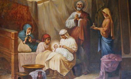 21 сентября Рождество Пресвятой Богородицы. Обновлено 30.09