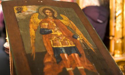 21 ноября Собор архистратига Михаила. Обновлено.