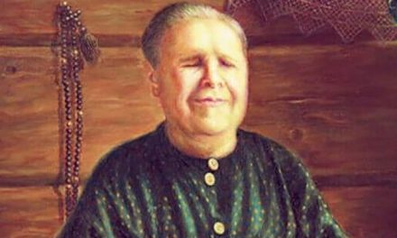 2 мая память св. блж. Матроны Московской