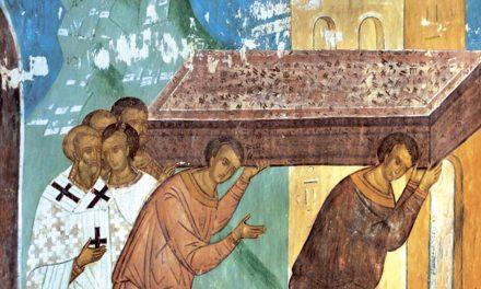 22 мая перенесение мощей св. Николая
