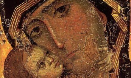 3 июня празднуем Владимирскую икону Божией матери