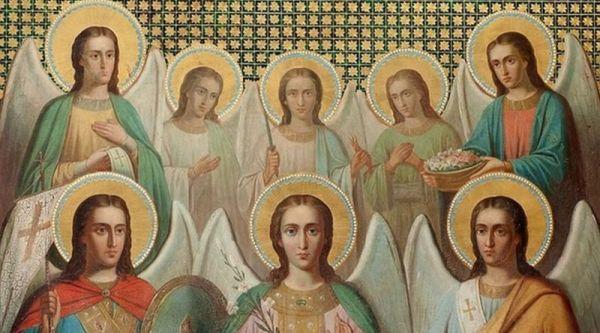 26 июля Малый Престольный праздник — Собор Архангела Гавриила