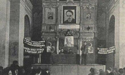 Церковноприходская жизнь Москвы 1920-1930-х годов. Воспоминания прихожанина